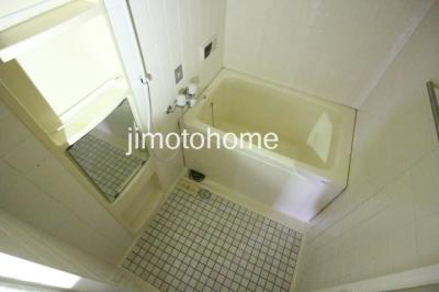 【浴室】キューブ九条