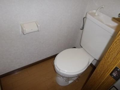 【トイレ】ビラエトワールA