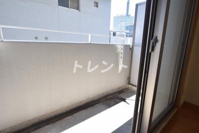 【バルコニー】パークサイド九段