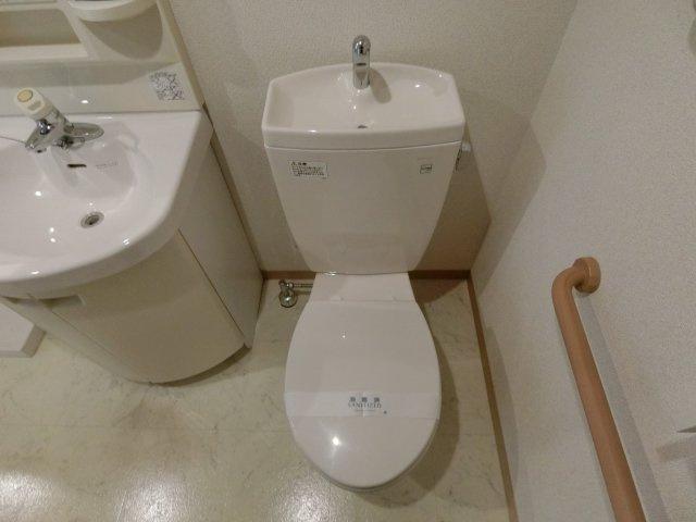 【トイレ】ブランコート