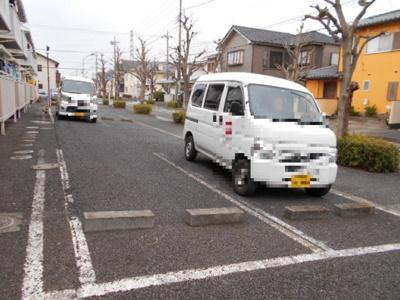 【駐車場】サンVパーク Ⅲ