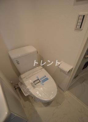 【トイレ】ナンバーエイトゼルコバマンション【NO.8ゼルコバマンション】