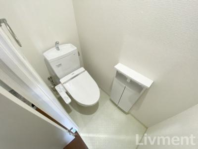 【トイレ】ホワイトステージ水前寺公園