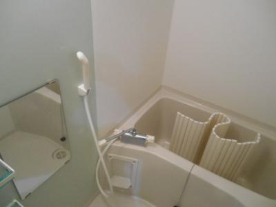 【浴室】フルフラット白楽