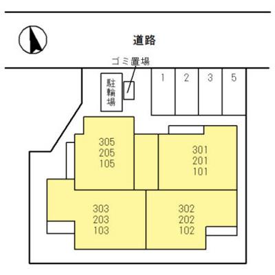 【区画図】フェアリーフォレスト