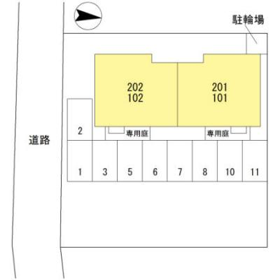 【区画図】グランセジュール