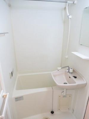【浴室】メイプルヒルⅣ