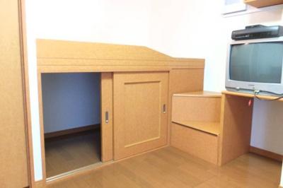 床材や設備は号室によって異なります。