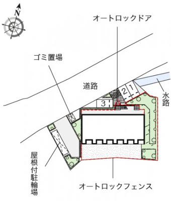 【その他】レオネクストアベニール麻生Ⅰ