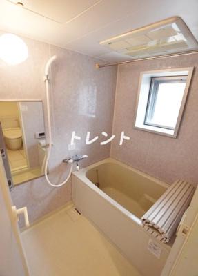 【浴室】ラティエラ文京音羽