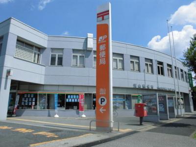 流山郵便局(578m)