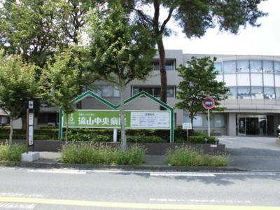 医療法人社団曙会流山中央病院(1,567m)