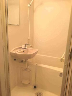 【浴室】レオパレスSir House