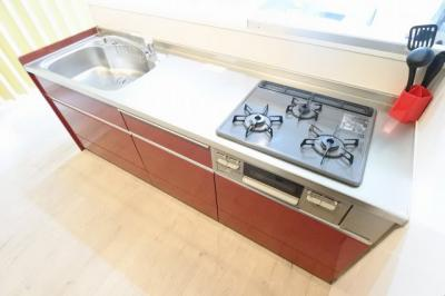 【キッチン】第3岡本ビル