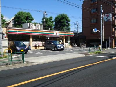 セブンイレブン三鷹富士見通り店まで464m