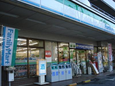 ファミリーマート京王稲城駅前店まで797m