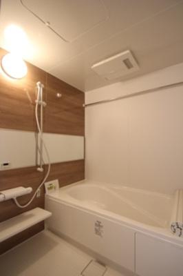 【浴室】ヴェルデ大島田