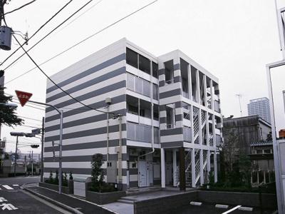 【外観】レオパレススターコート八雲台