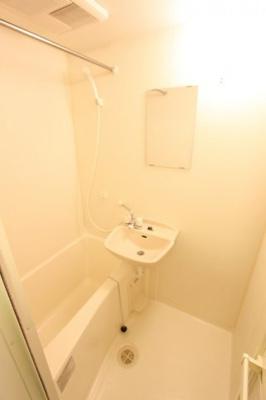 【浴室】レオパレスプロテクシオン