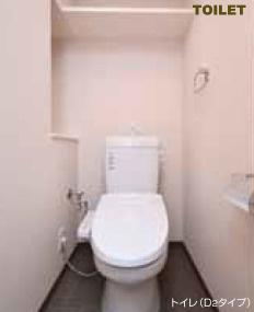 【トイレ】エスリード松屋町SOUTH