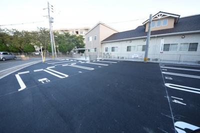 【駐車場】パディコート下城野