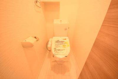 【トイレ】パディコート下城野
