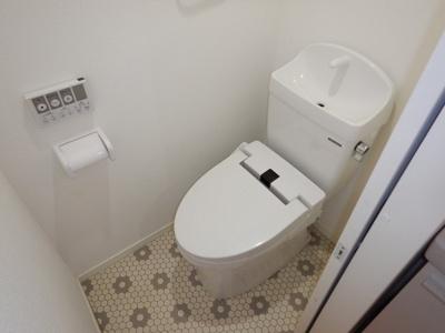 【トイレ】タウンフィールドB