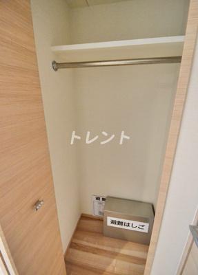 【寝室】ディームス初台Ⅰ