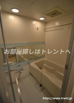 【浴室】ルシヤージュ神宮前