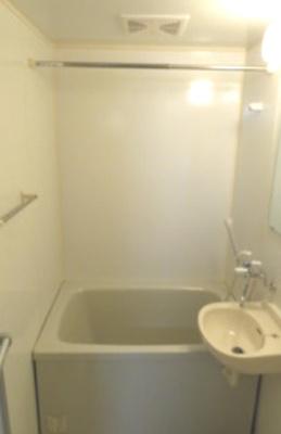 【浴室】メゾンティーグルA棟