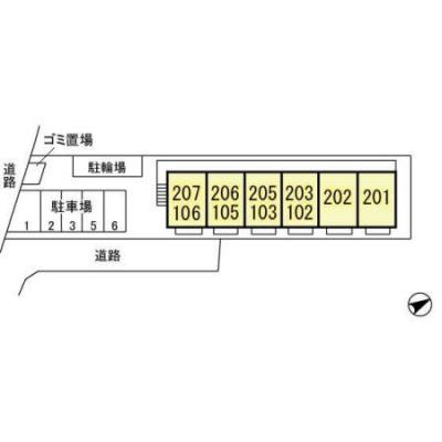 【区画図】エクセル