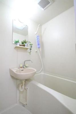 【浴室】ジュネスドミール