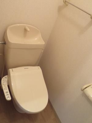 【トイレ】ヴィブレアトリオ