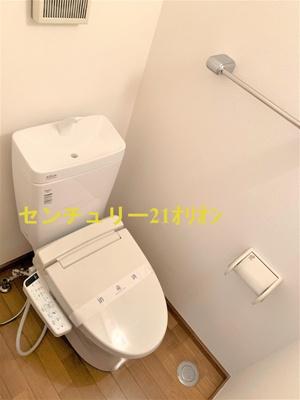 【トイレ】 ユーロコート鷺ノ宮(サギノミヤ)-D