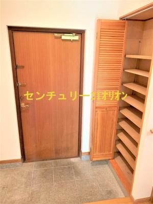 【玄関】 ユーロコート鷺ノ宮(サギノミヤ)-D