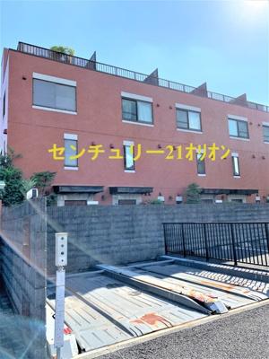 【外観】 ユーロコート鷺ノ宮(サギノミヤ)-D