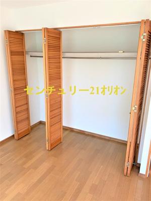 【収納】 ユーロコート鷺ノ宮(サギノミヤ)-D