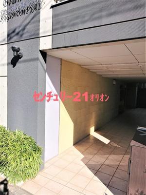 【エントランス】Branche鷺ノ宮II(ブランシェサギノミヤ2)