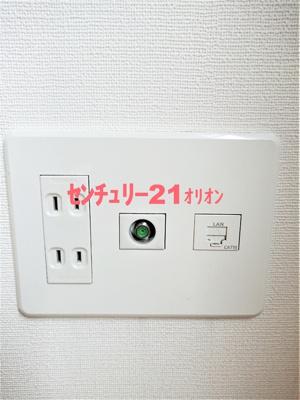 【設備】Branche鷺ノ宮II(ブランシェサギノミヤ2)