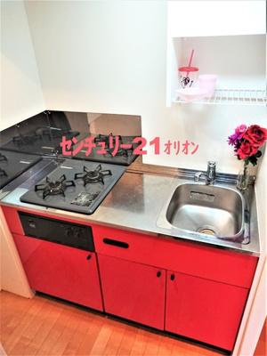 【キッチン】Branche鷺ノ宮II(ブランシェサギノミヤ2)