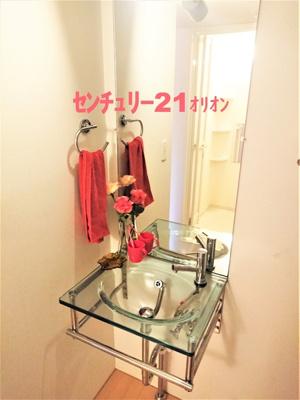 【洗面所】Branche鷺ノ宮II(ブランシェサギノミヤ2)