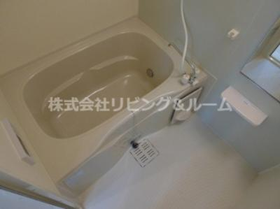 【浴室】ヴェスティート・Ⅱ棟