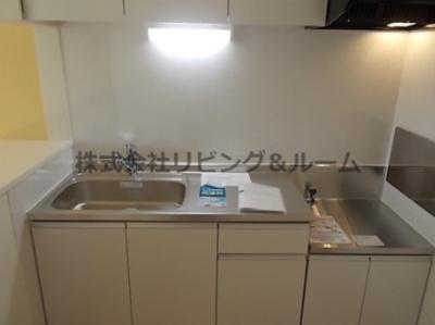 【キッチン】アルバ・Ⅰ棟
