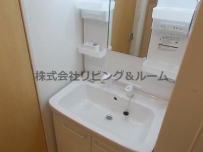 【独立洗面台】アルバ・Ⅰ棟