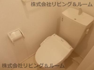 【トイレ】アルバ・Ⅰ棟