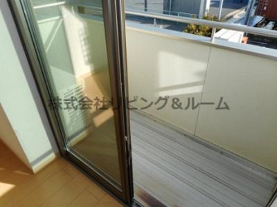 【バルコニー】ラシュレ・Ⅱ棟