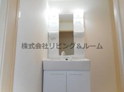 【洗面所】ラシュレ・Ⅱ棟