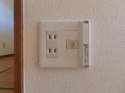 101号室の写真(反転あり)
