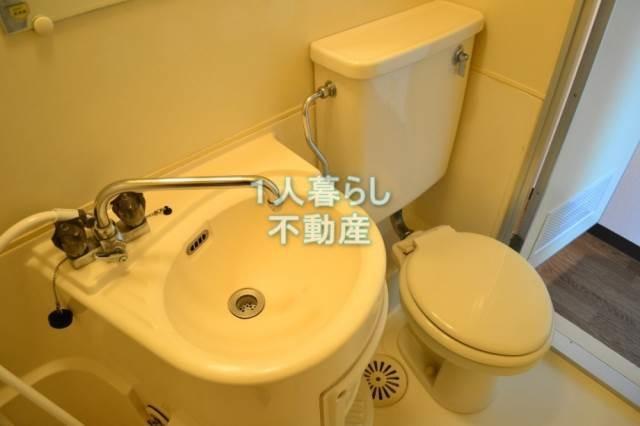 浴室と一緒です。