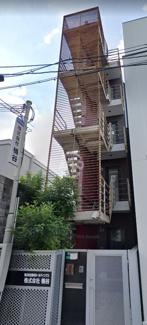 大阪市浪速区稲荷一棟貸しビル 間取り